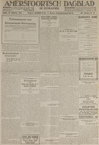 Amersfoortsch Dagblad / De Eemlander 1931-08-28