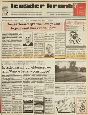 Leusder Krant 1988-05-17