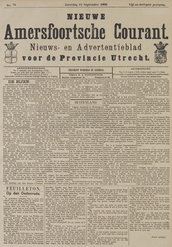 Nieuwe Amersfoortsche Courant 1906-09-15
