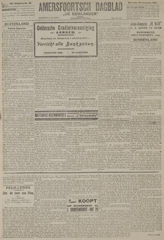Amersfoortsch Dagblad / De Eemlander 1920-08-30