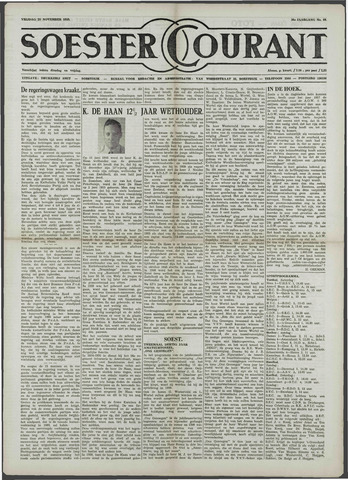 Soester Courant 1958-11-28