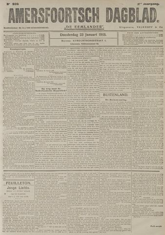 Amersfoortsch Dagblad / De Eemlander 1913-01-23