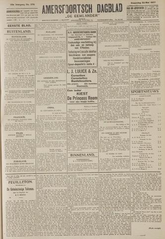 Amersfoortsch Dagblad / De Eemlander 1927-05-23