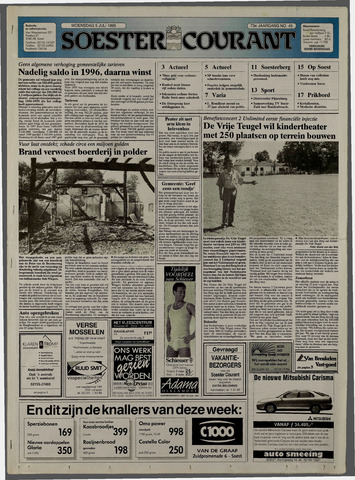Soester Courant 1995-07-05
