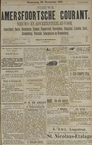 Nieuwe Amersfoortsche Courant 1881-11-30