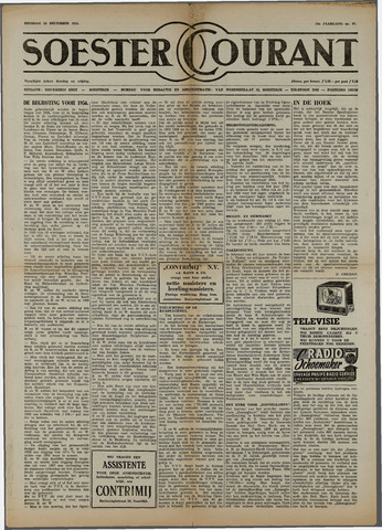 Soester Courant 1955-12-20