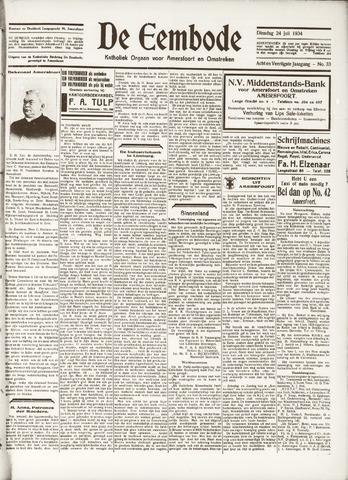 De Eembode 1934-07-24