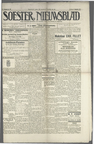 Soester Courant 1923-08-04