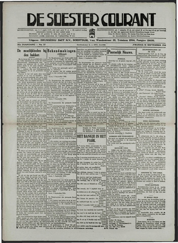 Soester Courant 1941-09-12