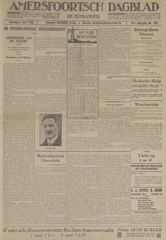 Amersfoortsch Dagblad / De Eemlander 1933-06-03