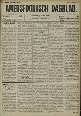 Amersfoortsch Dagblad 1908-05-21