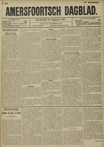 Amersfoortsch Dagblad 1905-08-24