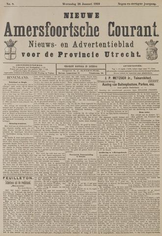 Nieuwe Amersfoortsche Courant 1910-01-26