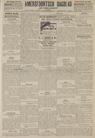 Amersfoortsch Dagblad / De Eemlander 1927-06-23