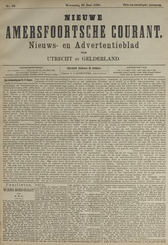 Nieuwe Amersfoortsche Courant 1894-06-20