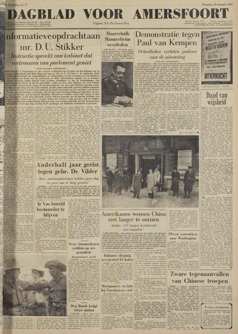 Dagblad voor Amersfoort 1951-01-29