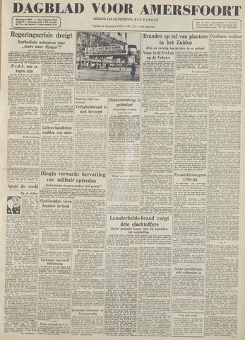 Dagblad voor Amersfoort 1947-08-22