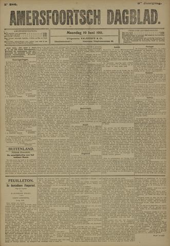 Amersfoortsch Dagblad 1911-06-19