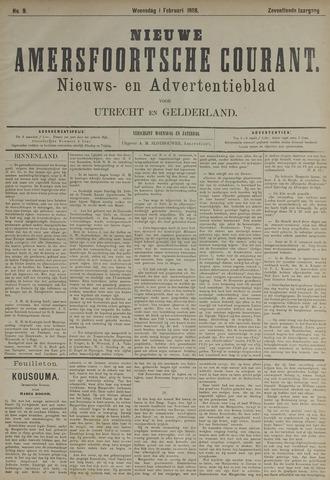 Nieuwe Amersfoortsche Courant 1888-02-01
