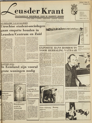 Leusder Krant 1972-10-19