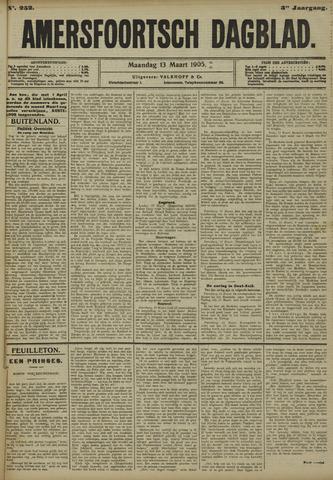 Amersfoortsch Dagblad 1905-03-13