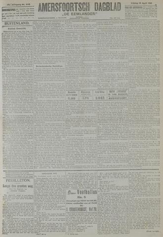 Amersfoortsch Dagblad / De Eemlander 1921-04-15