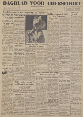 Dagblad voor Amersfoort 1947-07-05