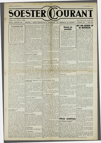 Soester Courant 1962-10-23