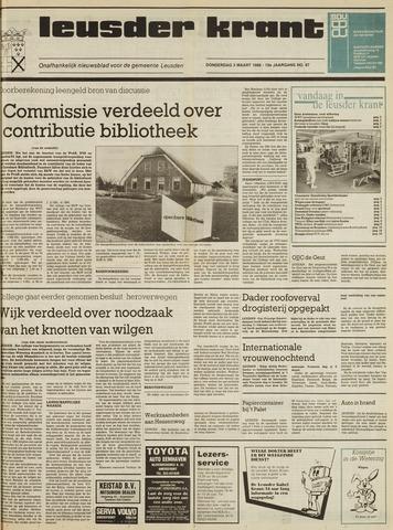 Leusder Krant 1988-03-03