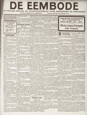 De Eembode 1918-07-19