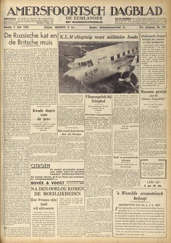 Amersfoortsch Dagblad / De Eemlander 1939-06-06