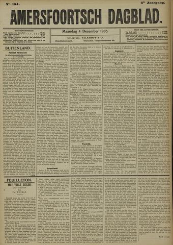 Amersfoortsch Dagblad 1905-12-04