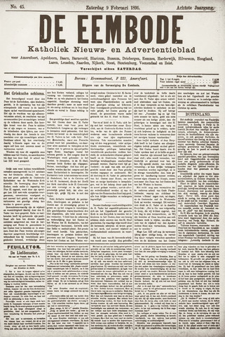 De Eembode 1895-02-09