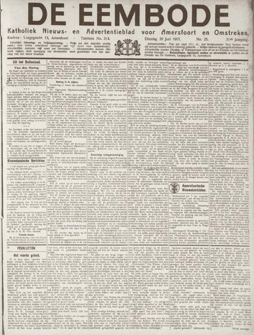 De Eembode 1917-06-26