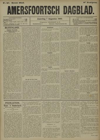 Amersfoortsch Dagblad 1909-08-07