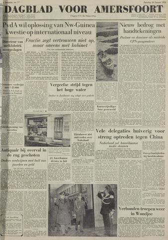 Dagblad voor Amersfoort 1951-01-20