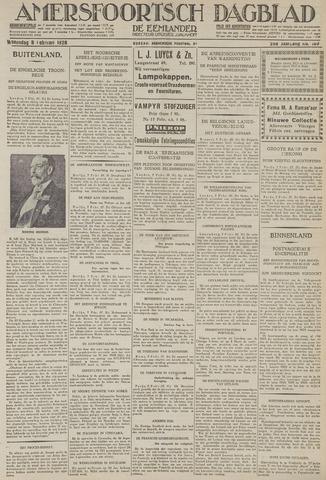 Amersfoortsch Dagblad / De Eemlander 1928-02-08