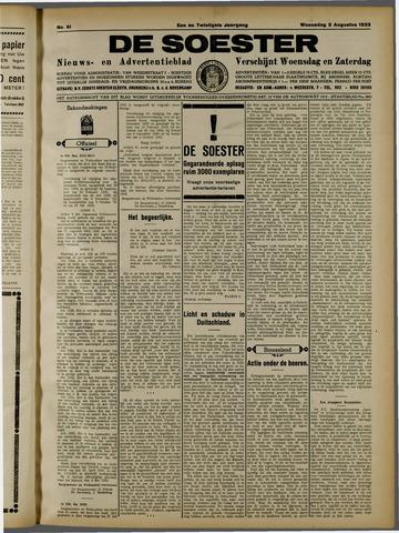 De Soester 1933-08-02
