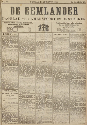 De Eemlander 1908-08-11