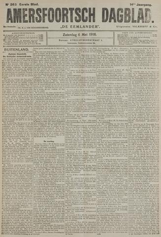 Amersfoortsch Dagblad / De Eemlander 1916-05-06
