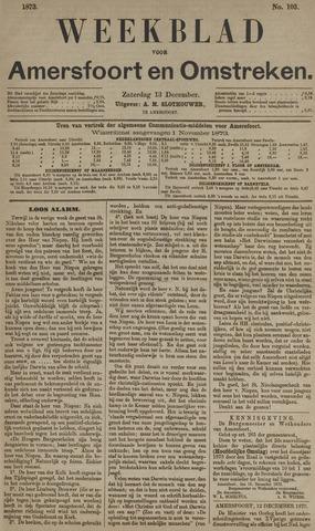 Weekblad voor Amersfoort en Omstreken 1873-12-13