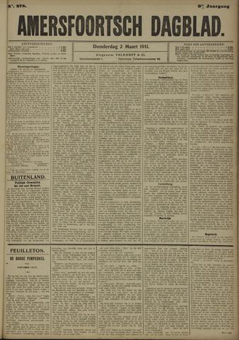 Amersfoortsch Dagblad 1911-03-02