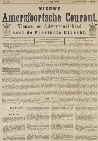 Nieuwe Amersfoortsche Courant 1900-04-07