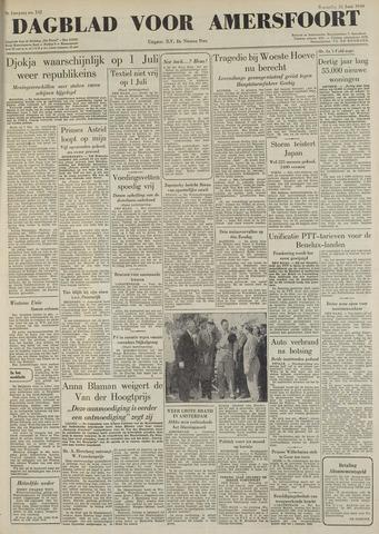 Dagblad voor Amersfoort 1949-06-22