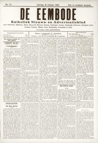 De Eembode 1909-10-30
