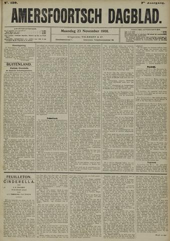 Amersfoortsch Dagblad 1908-11-23