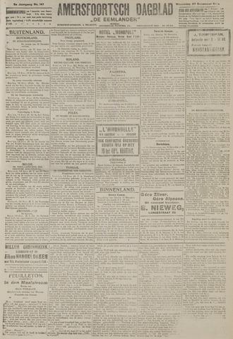 Amersfoortsch Dagblad / De Eemlander 1922-12-20
