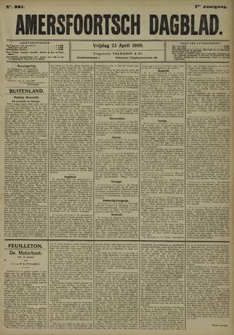 Amersfoortsch Dagblad 1909-04-23