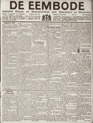 De Eembode 1917-05-29