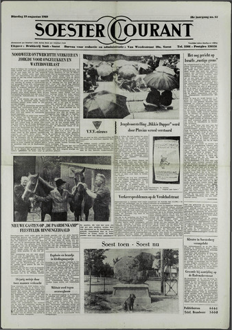 Soester Courant 1969-08-19